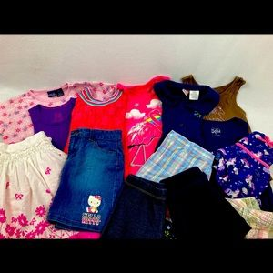 Lot girl size 6/6x clothing (14ct)